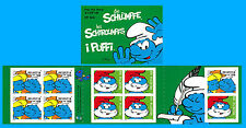 Switzerland Stamp, 2013 SWISS1316B Smurfs, Cartoon, Animation