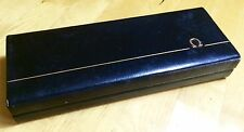 Vintage OMEGA 1950's Watch Box Seamaster Bumper Constellation Speedmaster OEM