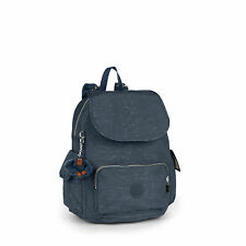 BNWT Kipling CITY PACK S SMALL Backpack/Rucksack TRUE BLUE  RRP £74