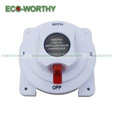 Battery Selector Switch Replaces Guest 2111A 4 Positions for Marine Boat RV Ship