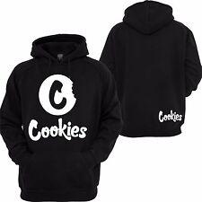 Cookies SF Hooded Sweatshirt berner Girl Scout Cookies G Eazy RAP Hip Hop Hoodie