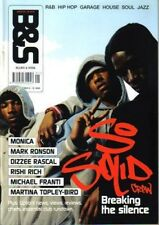 So Solid Crew on Blues & Soul Magazine Cover 2003    Dizzee Rascal    Monica