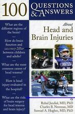 100 Q&A About Head and Brain Injuries (100 Questions & Answers about .-ExLibrary