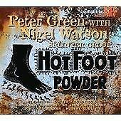 Peter Green Splinter Group with Nigel Watson - Hot Foot Powder (2010)  CD  NEW
