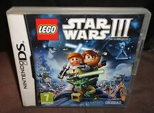 LEGO Star Wars III The Clone Wars Nintendo DS Game