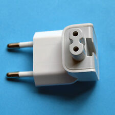 APPLE EU 2 PIN USB EUROPEAN PLUG WALL CHARGER FOR iPHONE iPOD iPAD