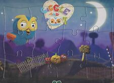 Giggle and Hoot Frame Tray Puzzle 34cm x 24cm - Brand New