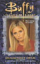 "Doomsday Deck (Buffy the Vampire Slayer), Diana G. Gallagher, ""AS NEW"" Book"