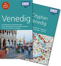 Venedig Italien 2015 UNGELESEN Reiseführer mit Stadtplan Karte Dumont direkt