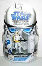 Star Wars Legacy Collection Clone Trooper Officer - YELLOW