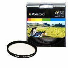 Polaroid Optics 52mm Multi-Coated UV Protective Filter
