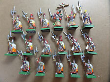 Rare Warhammer High Elf Phoenix Guard Regiment Classic Metal AOS OOP
