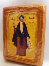 Saint Isaac Isaak The Syrian Church Icon