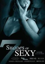7 Shades of Sexy (7-Movie Collection) Kari Wuhrer/Angie Everhart/Willa Ford NEW