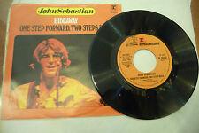 "JOHN SEBASTIAN(LOVIN SPOONFUL)"" HIDEAWAY-disco 45 giri REPRISE It 1976"" RARO"