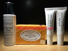 Dr Alvin Placenta Facial Set from Professional Skin Care Formula 100% Authentic