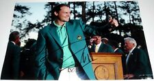 DANNY WILLETT GOLF PERSONALLY HAND SIGNED AUTOGRAPH 12X8 PHOTO THE MASTERS 2016