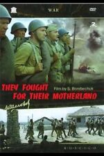 They Fought for Their Motherland  World War II MOVIE . Russian, English, French