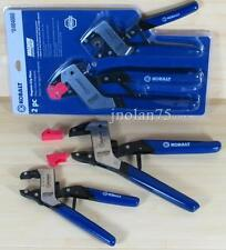 KOBALT 2pc MAGNUM GRIP PLIERS SET INNOVATIVE EXTRA STRONG PARALLEL JAWS DESIGN