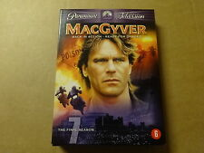 4-DISC DVD BOX / MACGYVER: SEASON 7