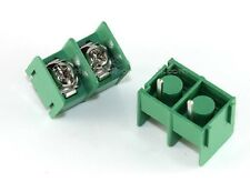 10 pcs KF7.62-2P 2pin 7.62mm pitch Screw Terminal Block