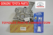 NEW OEM TOYOTA OIL PUMP 2JZGTE SUPRA AND ARISTO TURBO MOTOR 93-98 15100-46052