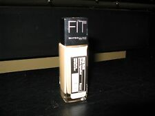 MAYBELINE 220 FIT ME FOUNDATION OCTINOXATE SUNSCREEN SPF18,1 OZ,NEW,20KO01