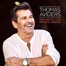 THOMAS ANDERS - DER BESTE TAG MEINES LEBENS    CD SINGLE NEU