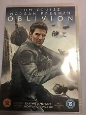 Oblivion DVD with Tom Cruise