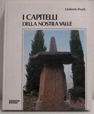 I CAPITELLI DELLA NOSTRA VALLE-ARCO-GARDA-TRENTO-RARO-U. Proch-trient-