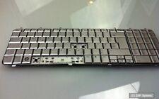 Eine Tastatur aus HP Pavilion DV7 1000 PK1303X04A0 in Silber, an Bastler, LESEN