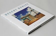 Desert Realty by Ed Freeman - Like New - 2003 First Edition Review Copy & CD