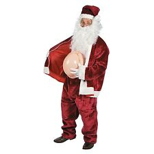 Fun Inflatable Belly Costume Prop Santa Claus Redneck Pot Beer Gut Fake Pregnant