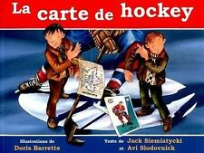 La carte de hockey (French Edition)