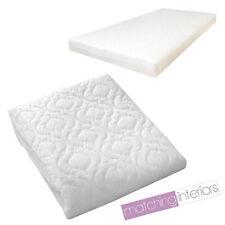 matelassé lit de bébé MATELAS Complètement Respirable 140 X 70 x 10CM Couverture