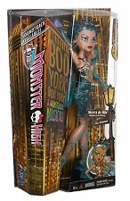 Monster High Boo York City Schemes Nefera de Nile Doll - NEW & SEALED!