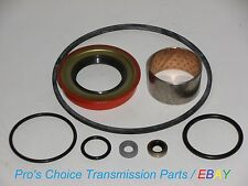 Turbo Hydramatic TH THM 350 350C Complete Tail Housing Reseal Kit & Bushing--ALL