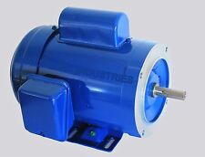 AC MOTOR, 1/2HP, 1725RPM, 1PH, 115V/208-230V,  56C/TEFC, WITH BASE