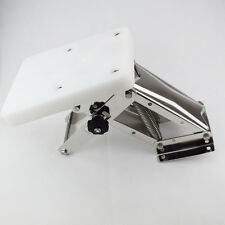 US Shipping Heavy Duty Stainless Steel White Outboard Motor Bracket Up to 25HP