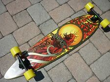 "*NEW* Landyachtz Bamboo Totem 41"" Complete Longboard Skateboard Pintail"