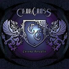 CADACROSS corona borealis CD ( tech death metal amazing