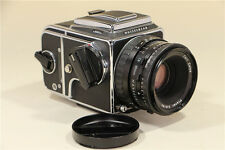 Hasselblad 503CXi Body w/ Planar 80mm CB Lens and A12 film back