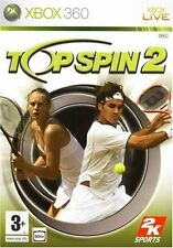 TOP SPIN 2            -----   pour X-BOX 360  // EC
