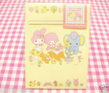 Sanrio My Melody Friends Mini Letter Set / Japan Stationery 2015