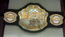 "UFC ULTIMATE FIGHTING Championship Jakks Belt 34"" Waist OFFICIAL McGREGOR ROUSEY"