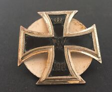 Eisernes Kreuz EK - EK1 Iron Cross