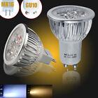 6W High Power LED Bulbs MR16 GU10 Spotlight Lamps Light Bulb Warm / Day White UK