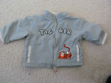 BABY BOY'S DISNEY WINNIE THE POOH GREEN JACKET SIZE 3-6 M MONTHS FLEECE LINED
