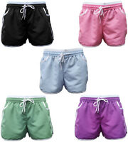 BNWT Womens Shorts Hot Pants For Summer Sport Training Running Fitness Beach Gym