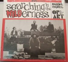 VARIOUS ARTISTS searching in the wilderness LP ss EU EURO 60s GARAGE PSYCH L@@K
